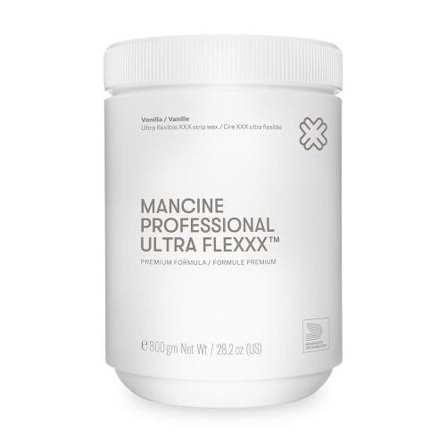 MANCINE - Strip Wax Ultra Flexxx Vanilla 800g