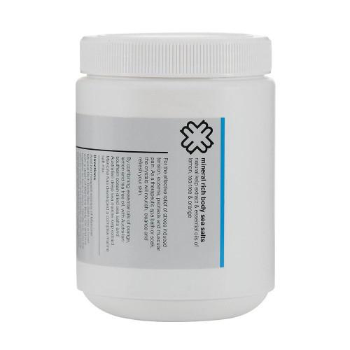 MANCINE - Mineral Rich Body Sea Salts 1.1kg