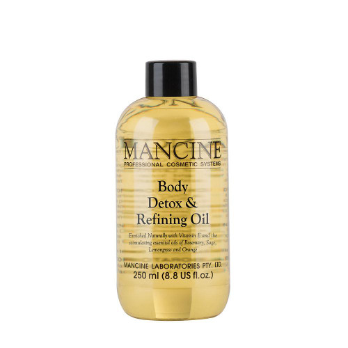 MANCINE - Body Detox & Refining Oil 250ml