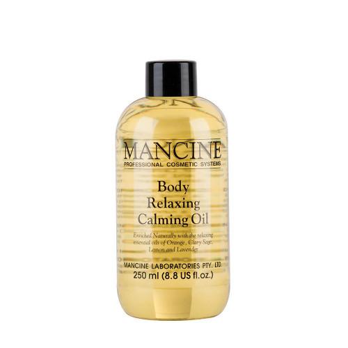 MANCINE - Body Relax & Stimulate Oil 250ml