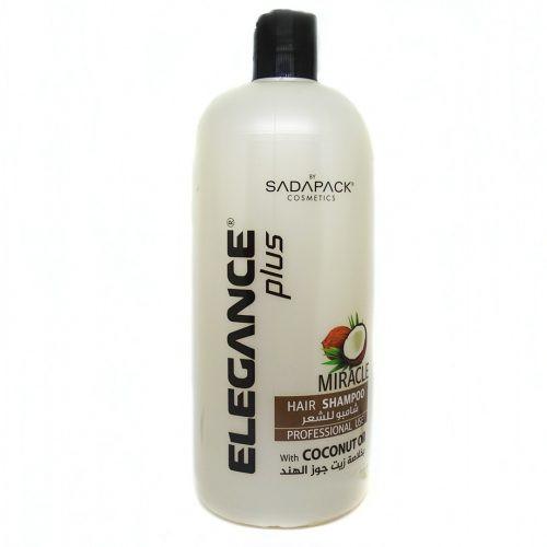 ELEGANCE - Miracle Hair Shampoo Coconut Oil 1000ml