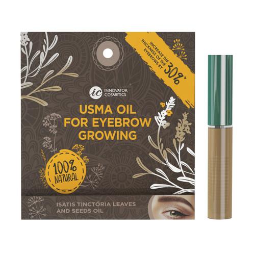 MAYAMY - Natural Usma Oil for Eyebrow Growing 4ml
