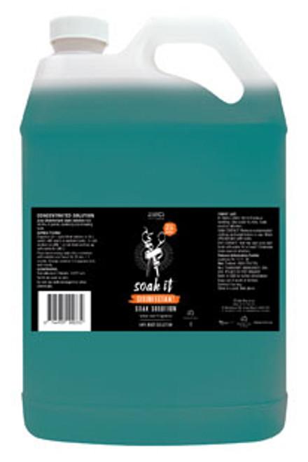 ZEXA CLEAN - Soak It Disinfectant Soak Solution 5 Litre