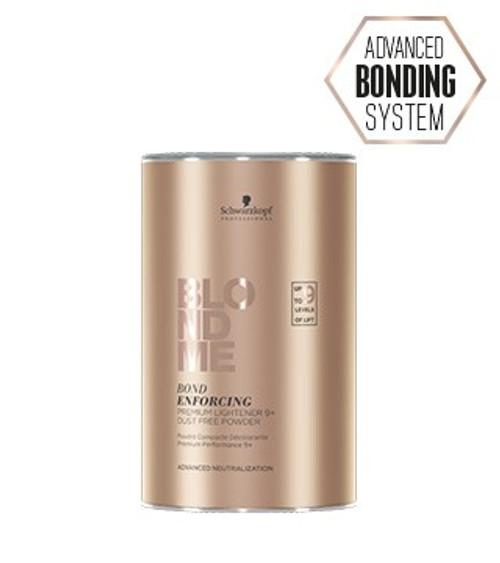 SCHWARZKOPF - BLONDME - Bond Enforcing Premium Lightener 9+ Bleach 450g