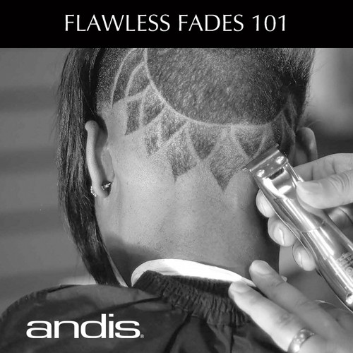 ANDIS - EDUCATION - Flawless Fades Look & Learn + Hands-On with Moe Diedericks