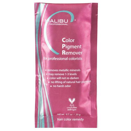 MALIBU C - Hair Color Remedy - Color Pigment Remover 20g