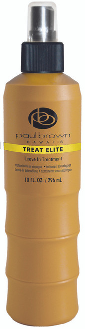 PAUL BROWN HAWAII - Treat Elite Leave-In Treatment 296ml