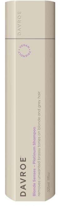 DAVROE - Blonde Senses - Platinum Shampoo 325ml