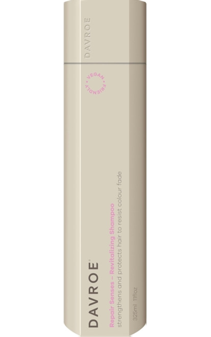 DAVROE - Repair Senses - Revitalizing Shampoo 325ml