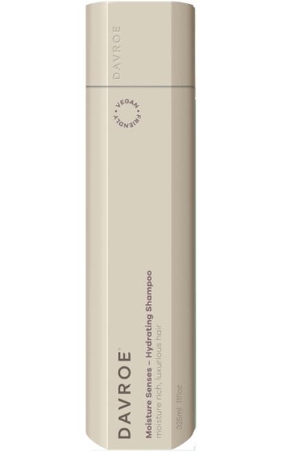 DAVROE - Moisture Senses - Hydrating Shampoo 325ml