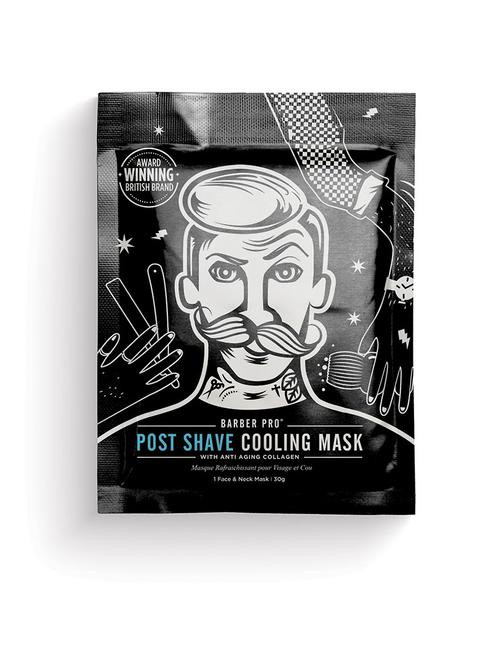 BARBER PRO - Post Shave Cooling Mask 30g