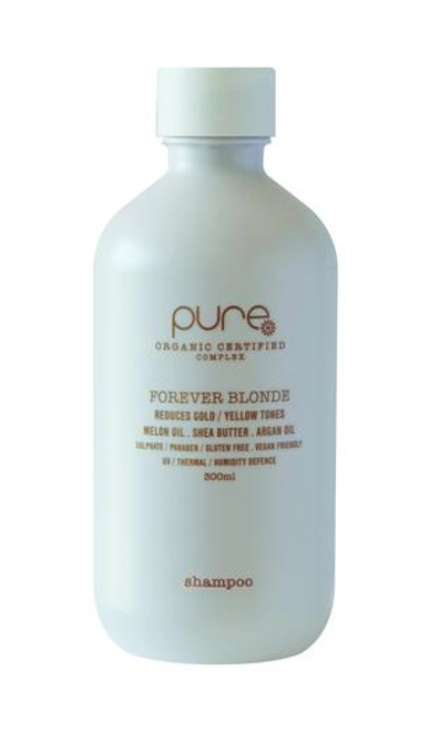 PURE - Forever Blonde Shampoo 300ml