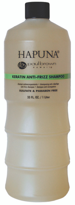 PAUL BROWN HAWAII - Hapuna Anti-Frizz Shampoo 1000ml