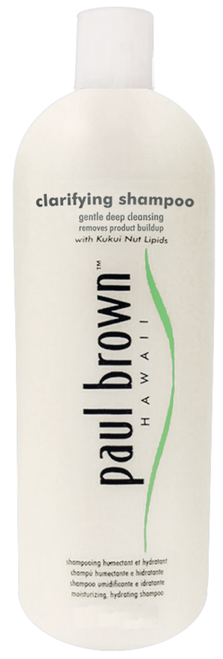 PAUL BROWN HAWAII - Clarifying Shampoo 1000ml