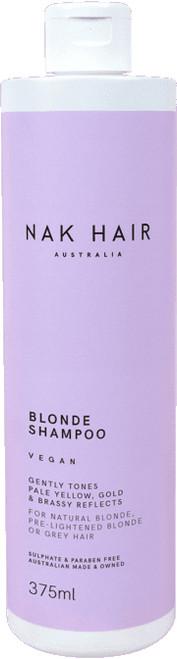 NAK HAIR - Blonde Shampoo 375ml
