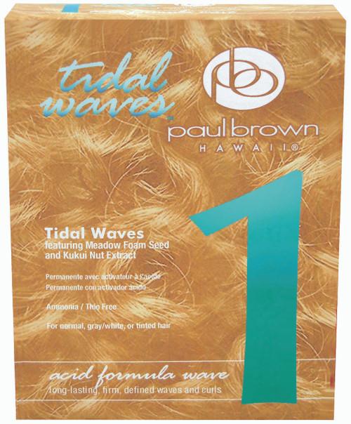 PAUL BROWN HAWAII - Tidal Waves - Acid Formula #1