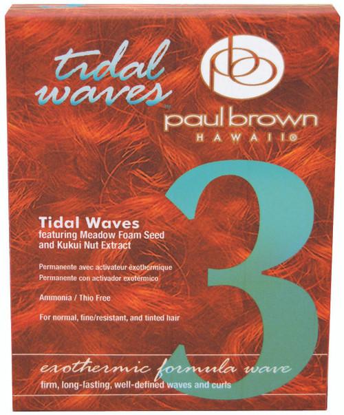 PAUL BROWN HAWAII - Tidal Waves - Exothermic Formula #3