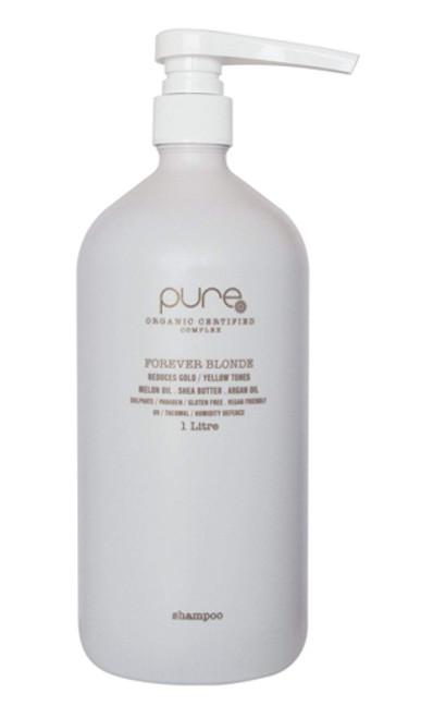 PURE - Forever Blonde Shampoo Litre
