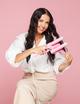 MERMADE HAIR - Waver Pink 32mm + BONUS