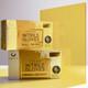 COLORTRAK - Luminous Collection Nitrile Gloves | Golden Glow | Medium