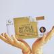 COLORTRAK - Luminous Collection Nitrile Gloves | Golden Glow | Large
