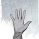 COLORTRAK - Luminous Collection Nitrile Gloves | Platinum Ice | Medium