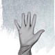 COLORTRAK - Luminous Collection Nitrile Gloves | Platinum Ice | Large