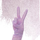 COLORTRAK - Luminous Collection Nitrile Gloves | Lilac Frost | Large