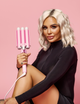 MERMADE HAIR - Waver Pink MINI 25mm + BONUS
