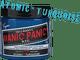 MANIC PANIC - Semi-Permanent Hair Color Cream - Atomic Turquoise 18ml