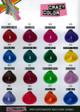 CRAZY COLOR - Semi-Permanent Hair Color Cream