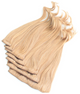 "AMAZING HAIR - Full Head Ten Piece Clip-In Set - 18"" - #1B Dark Brown"