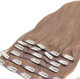 "AMAZING HAIR - Full Head Ten Piece Clip-In Set - 18"" - #10 Light Caramel"