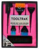 COLORTRAK - Tooltrak Brush Set & Holder
