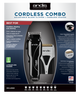 ANDIS - CLIPPERS - Cordless Combo Adjustable Blade Clipper & Cordless Shaver