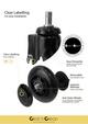 JOIKEN - Click N Clean Castor Wheels