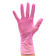 COLORTRAK - Pink Vinyl Gloves   Disposable Powder Free   X-Large