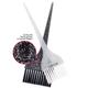 COLORTRAK - Galaxy Glitter Brushes - 2 Pack