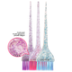 COLORTRAK - Colours by Colortrak - Multicolour Glitter 3 Pack Brushes