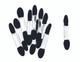 ARTIST'S CHOICE - Petite Dual Tip Eye Shadow Applicators - 24 Pack