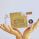 COLORTRAK - Luminous Collection Nitrile Gloves | Golden Glow | Small