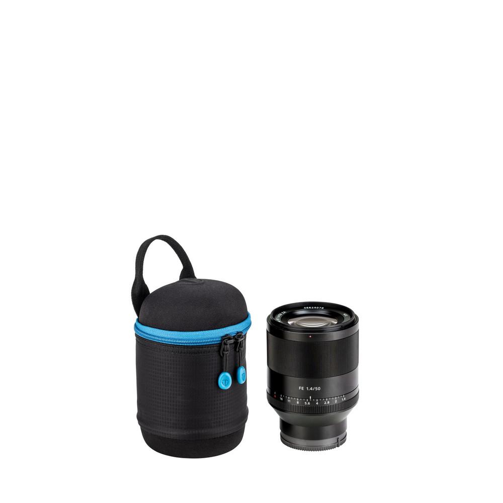Tenba Tools Lens Capsule 5x3.5 in. (13x9 cm) - Black