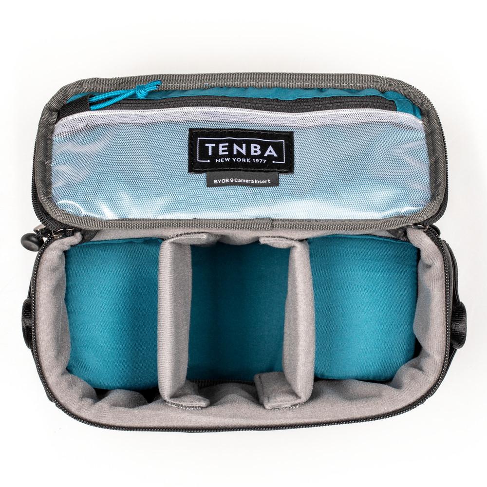 Tenba BYOB 9 Camera Insert - Blue