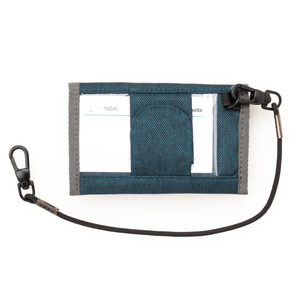 Tenba Tools Reload Universal Card Wallet - Blue