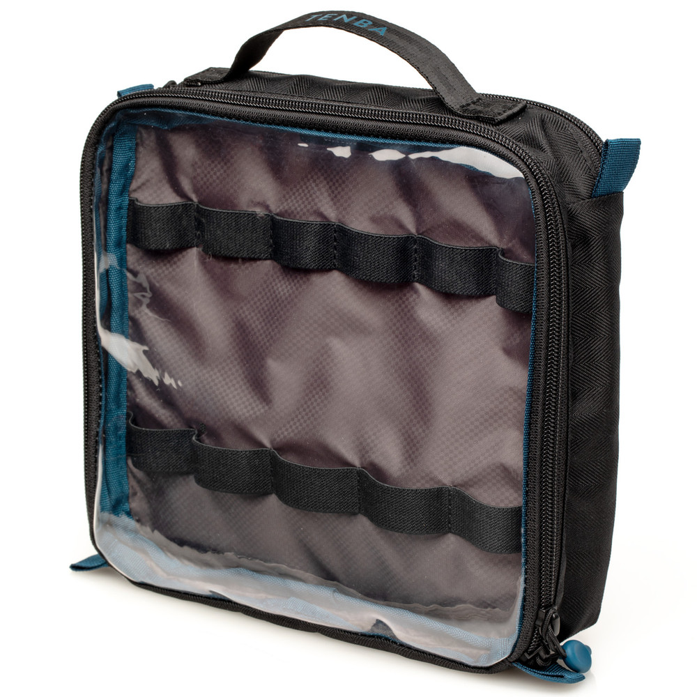 Tenba Tools Cable Duo 8 - Cable Pouch - Black