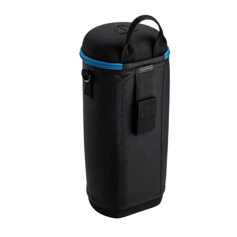 Tenba Tools Lens Capsule 12x5 in. (30x13 cm) - Black