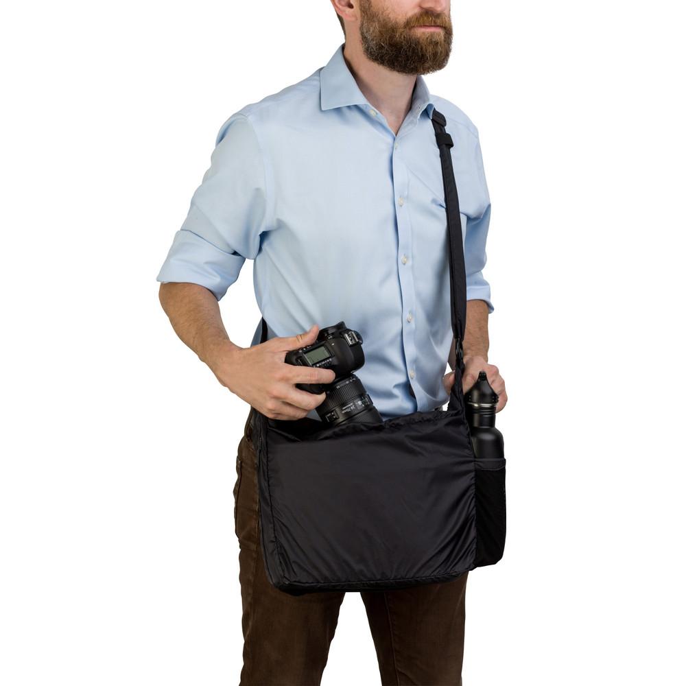 Tenba Tools Packlite Travel Bag for BYOB 10 - Black