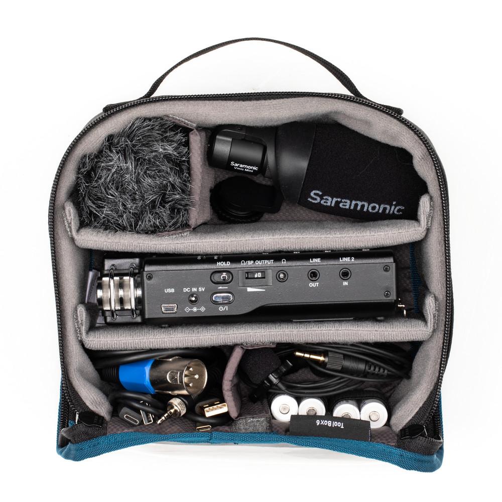 Tenba Tools Tool Box 6 - Black