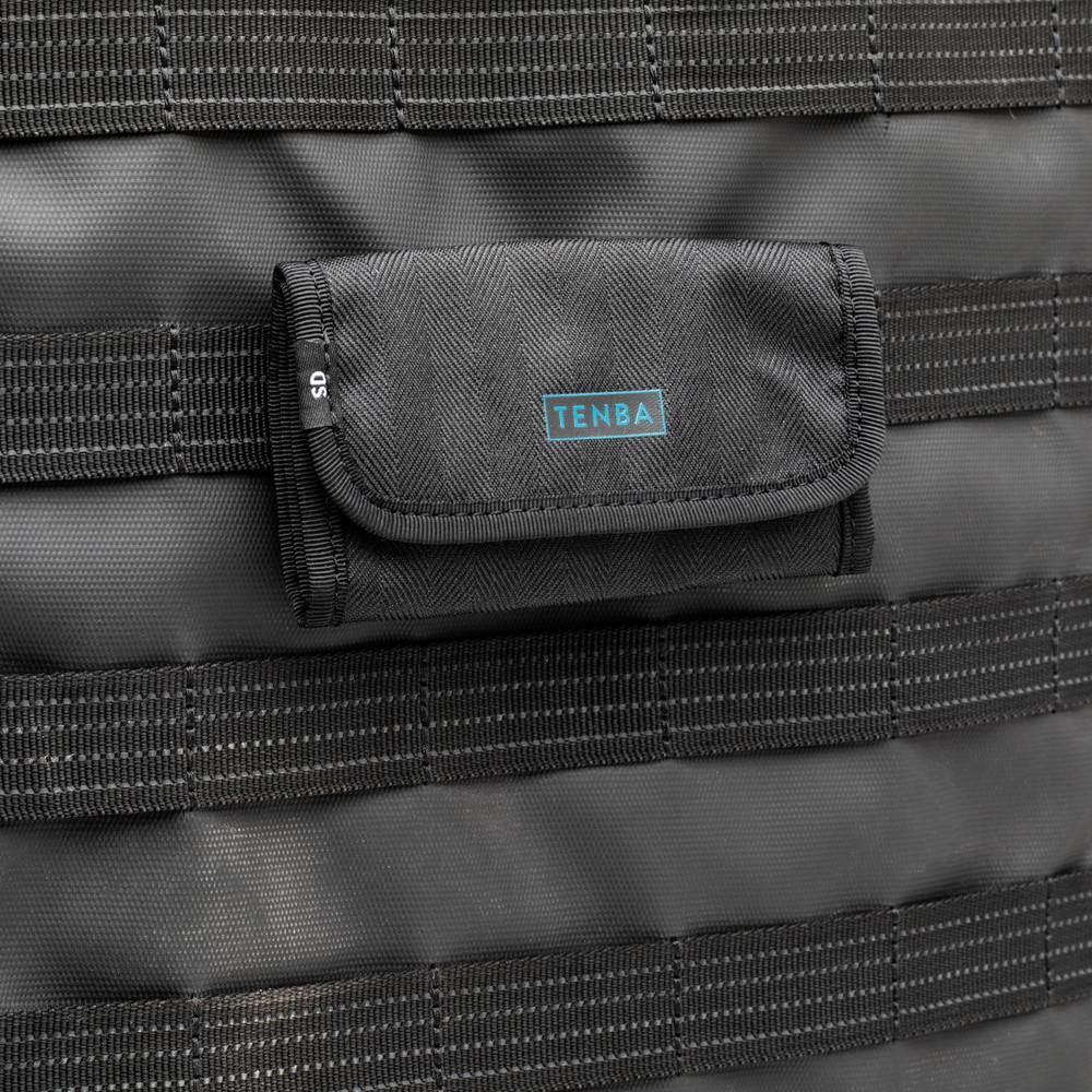 Tenba Tools Reload SD 9 Card Wallet - Black