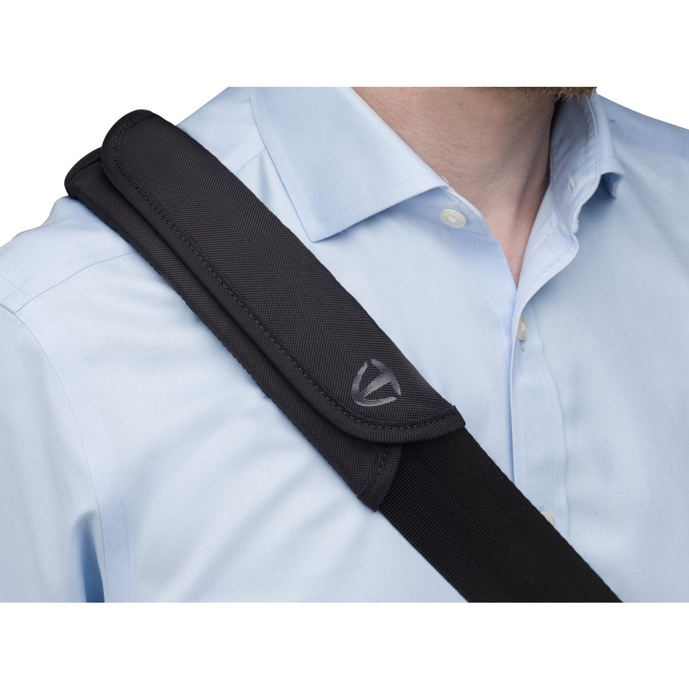 Tenba Tools Low-Profile 2-inch Shoulder Strap - Black